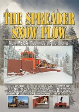Rebuilding the Spreader Snow Plow - New Mega Machines of the Sierra DVD