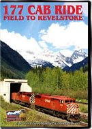 177 Cab Ride - Field to Revelstoke on a Canadian Pacific Priority Intermodal Train