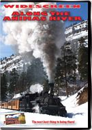 Along the Animas River - Action on the Durango & Silverton