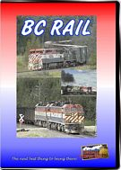 BC Rail - North Vancouver to Prince George