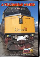 A Yellowhead Winter - Via Rail The Canadian and Yellowhead Pass