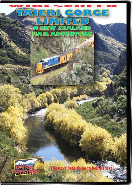 Taieri Gorge Limited - A New Zealand Rail Adventure