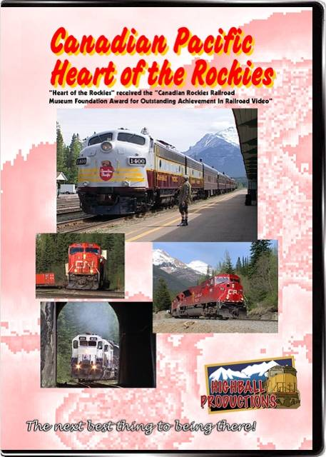 Canadian Pacific Heart Of the Rockies