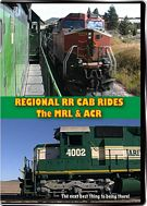 Regional Railways Cab Rides - Montana Rail Link and Arizona & California
