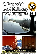 A Day with Belt Railway of Chicago #525