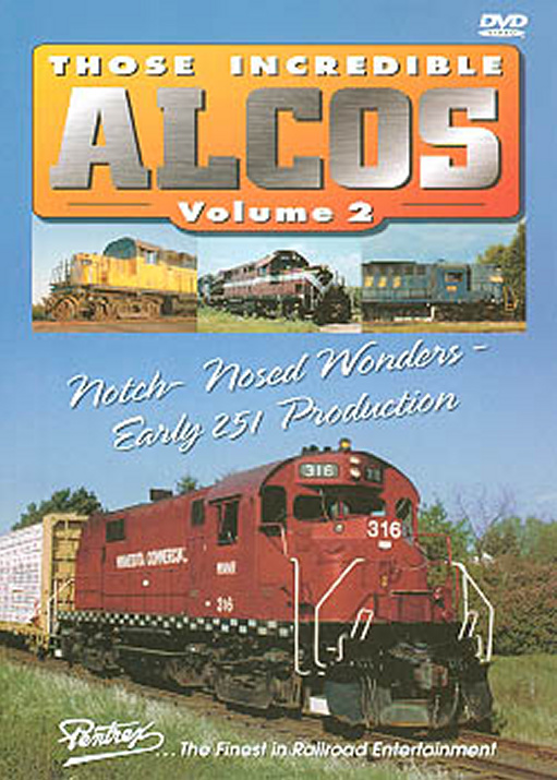 Those Incredible Alcos Vol 2 DVD