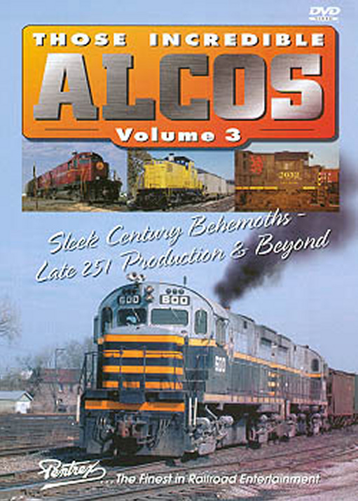 Those Incredible Alcos Vol 3 DVD