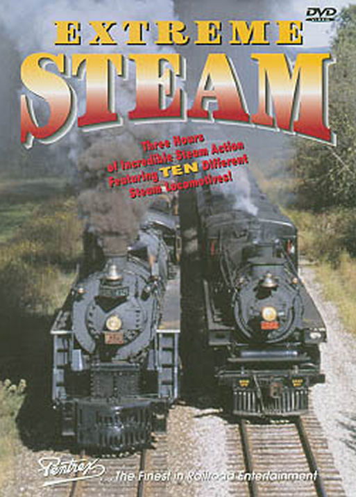 Extreme Steam DVD