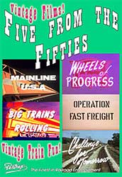 Five from the Fifties Vintage Films DVD
