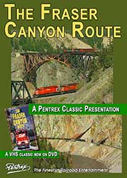 The Fraser Canyon Route style=