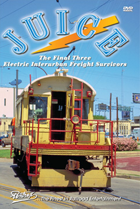Juice - The Final Three Electric Interurban Freight Survivors DVD