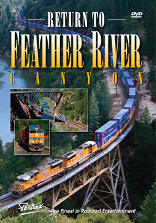 Return to Feather River Canyon DVD
