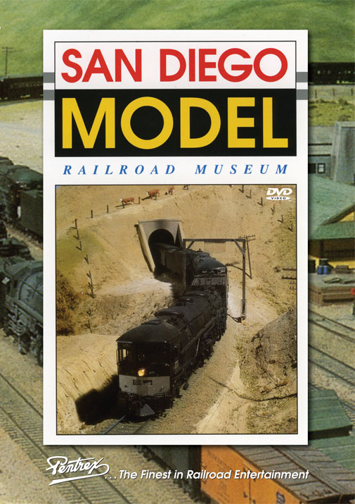 San Diego Model Railroad Museum DVD
