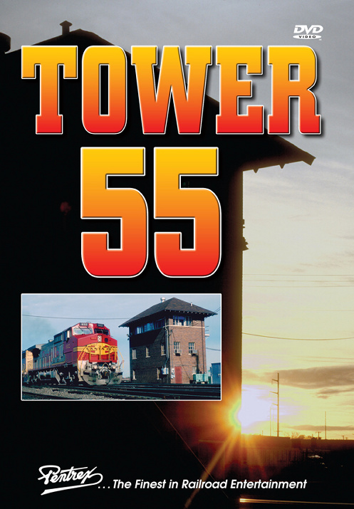 Tower 55 DVD