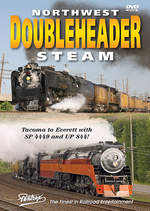 Northwest Doubleheader Steam DVD