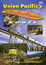 Union Pacifics Feather River Route DVD