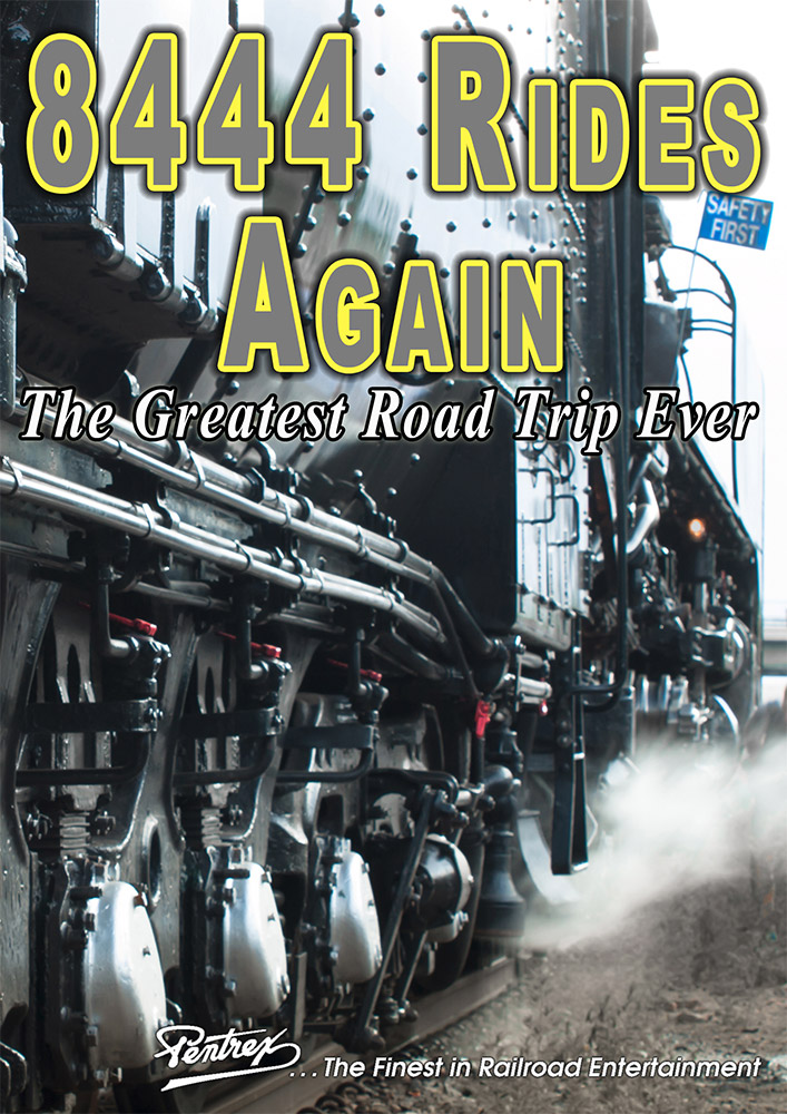 8444 Rides Again - The Greatest Road Trip Ever DVD