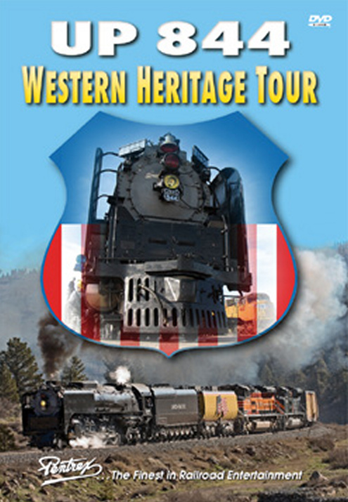 UP 844 Western Heritage Tour DVD